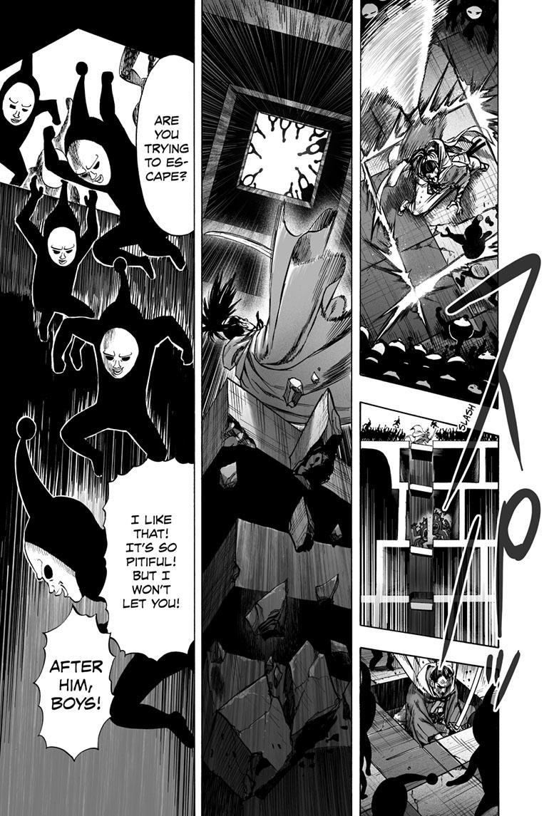 One-Punch Man, Chapter 110 image 004