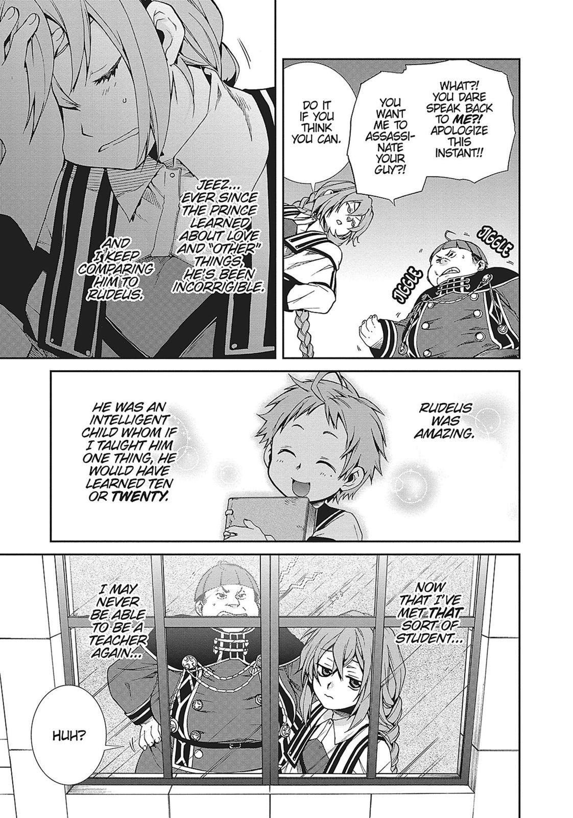 Mushoku Tensei, Chapter 16 image 009