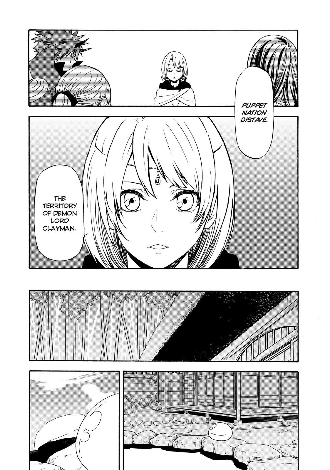 Tensei shitara Slime Datta Ken, Chapter 70 image 034
