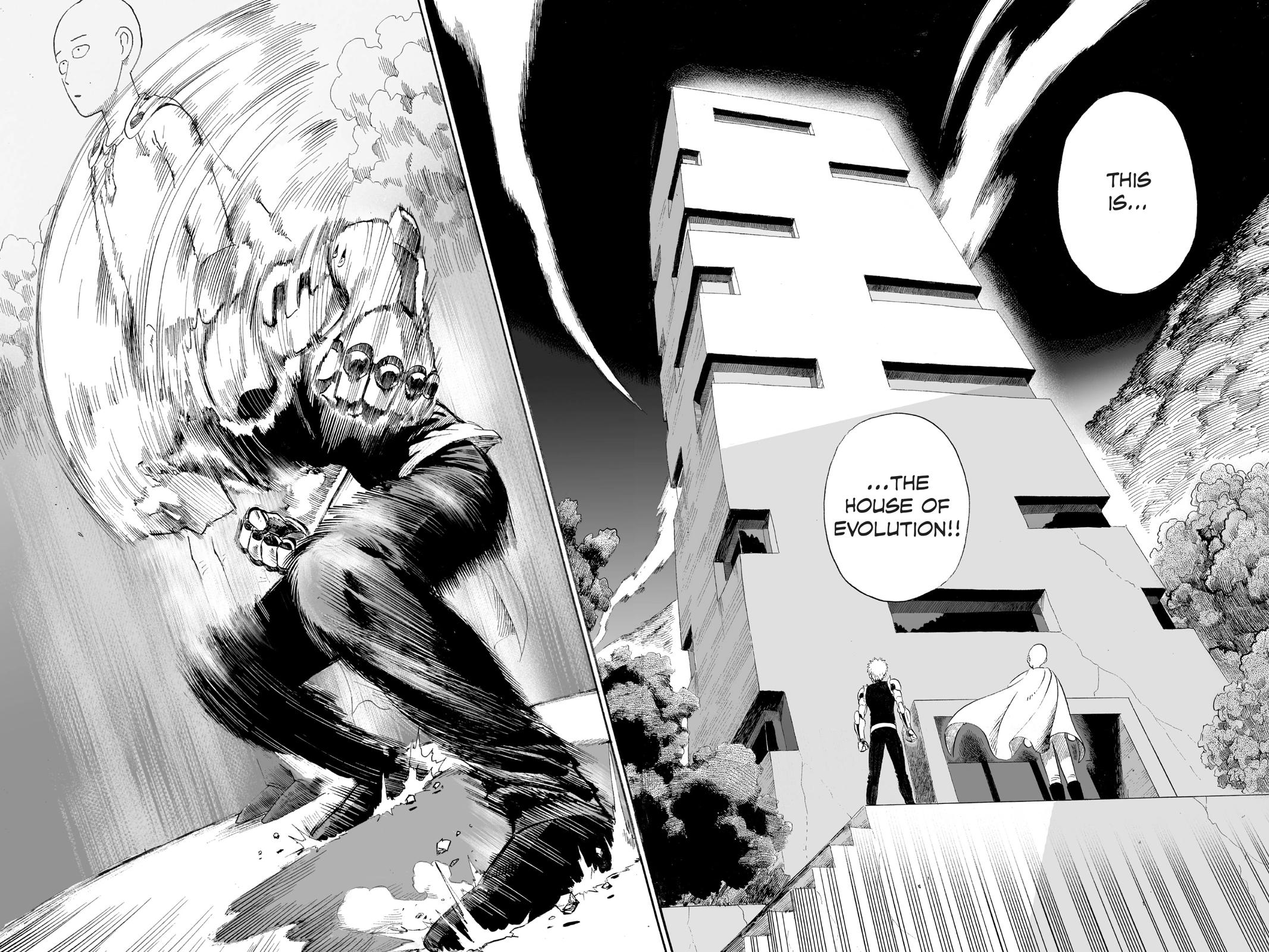 One-Punch Man, Chapter 9 image 020