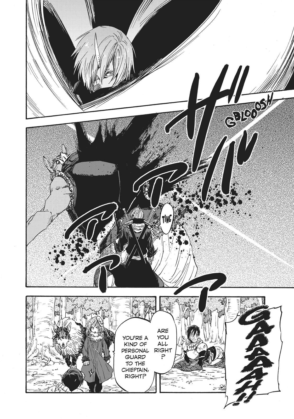 Tensei shitara Slime Datta Ken, Chapter 20 image 021