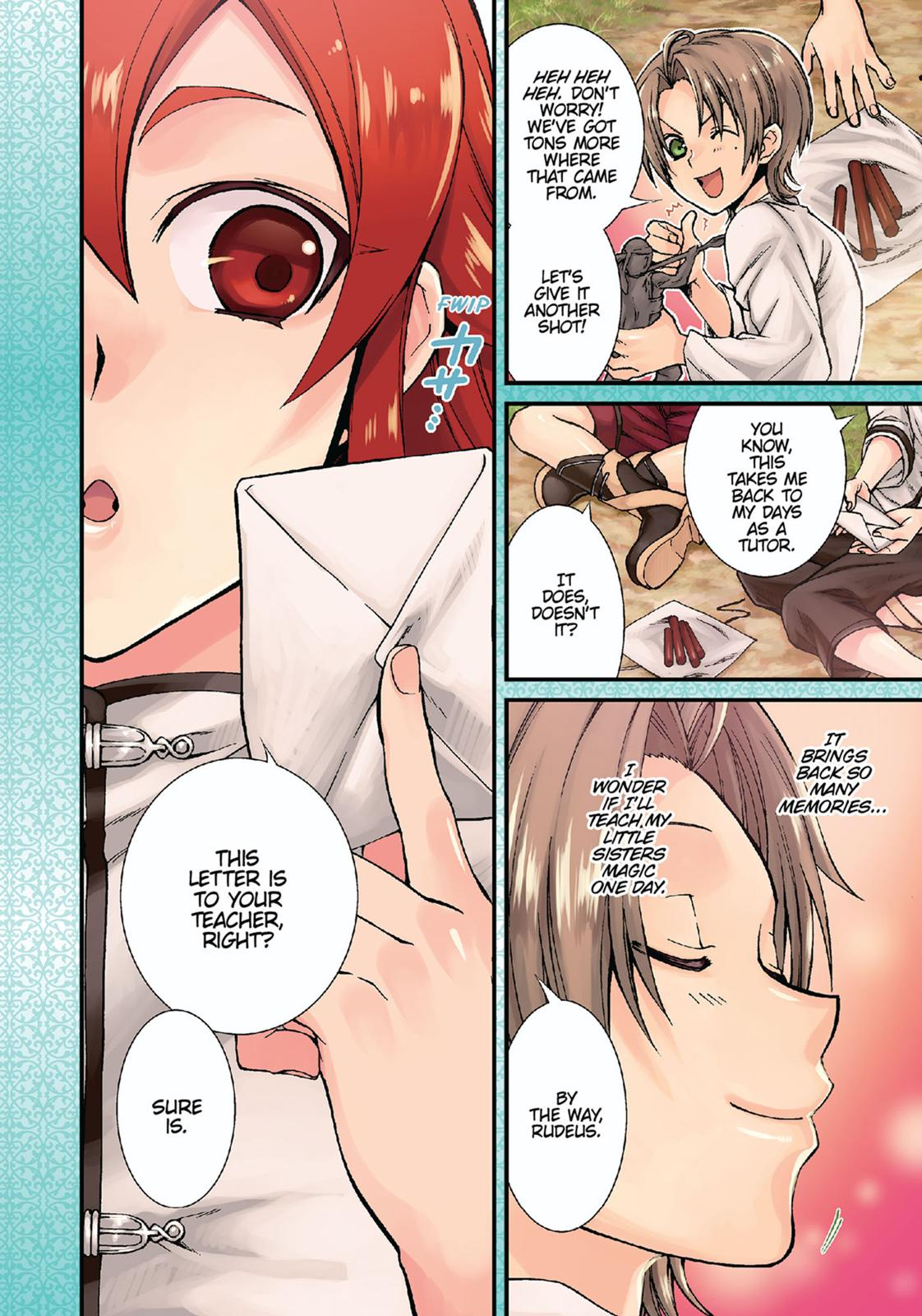 Mushoku Tensei, Chapter 43 image 006