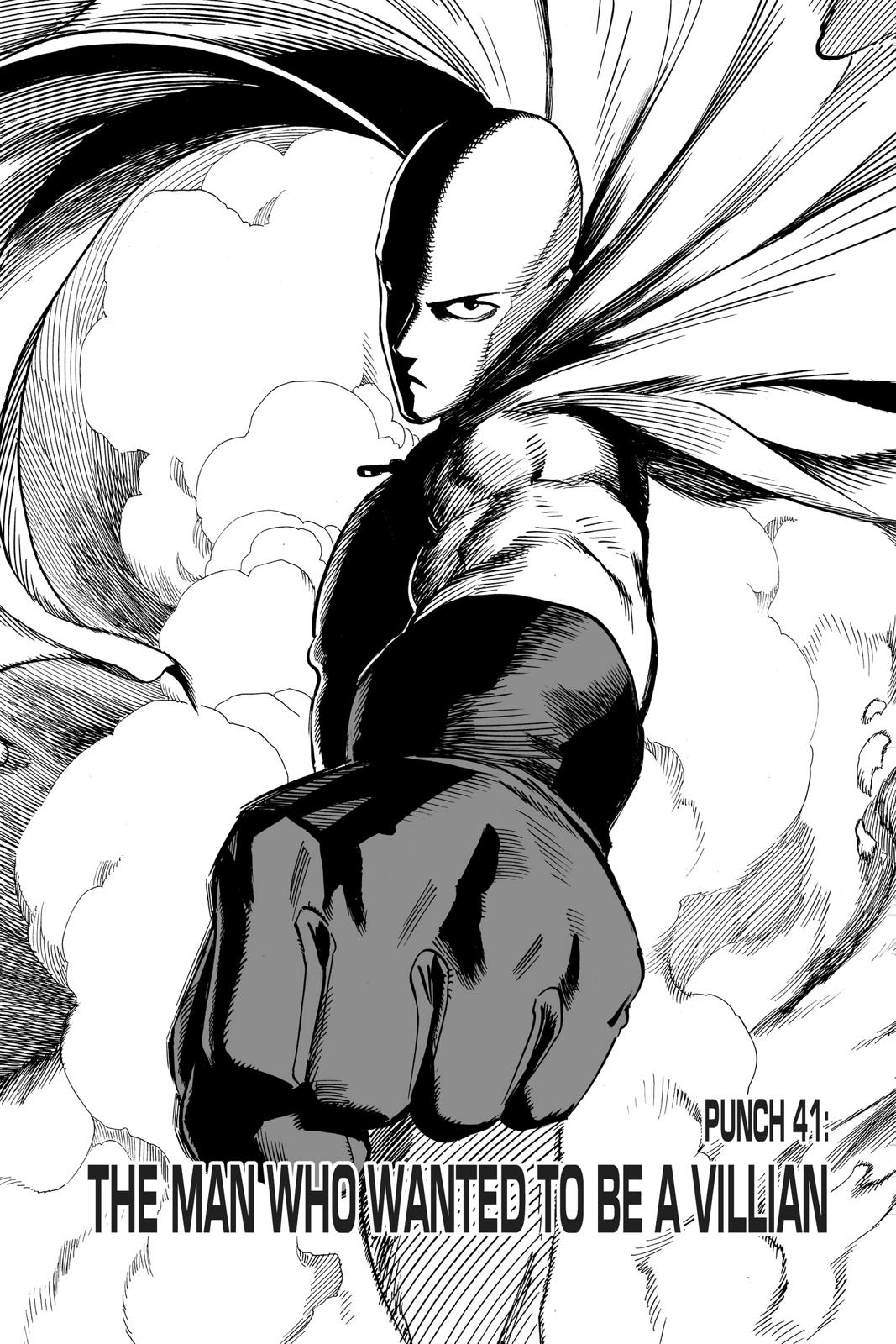 One-Punch Man, Chapter 41 image 008