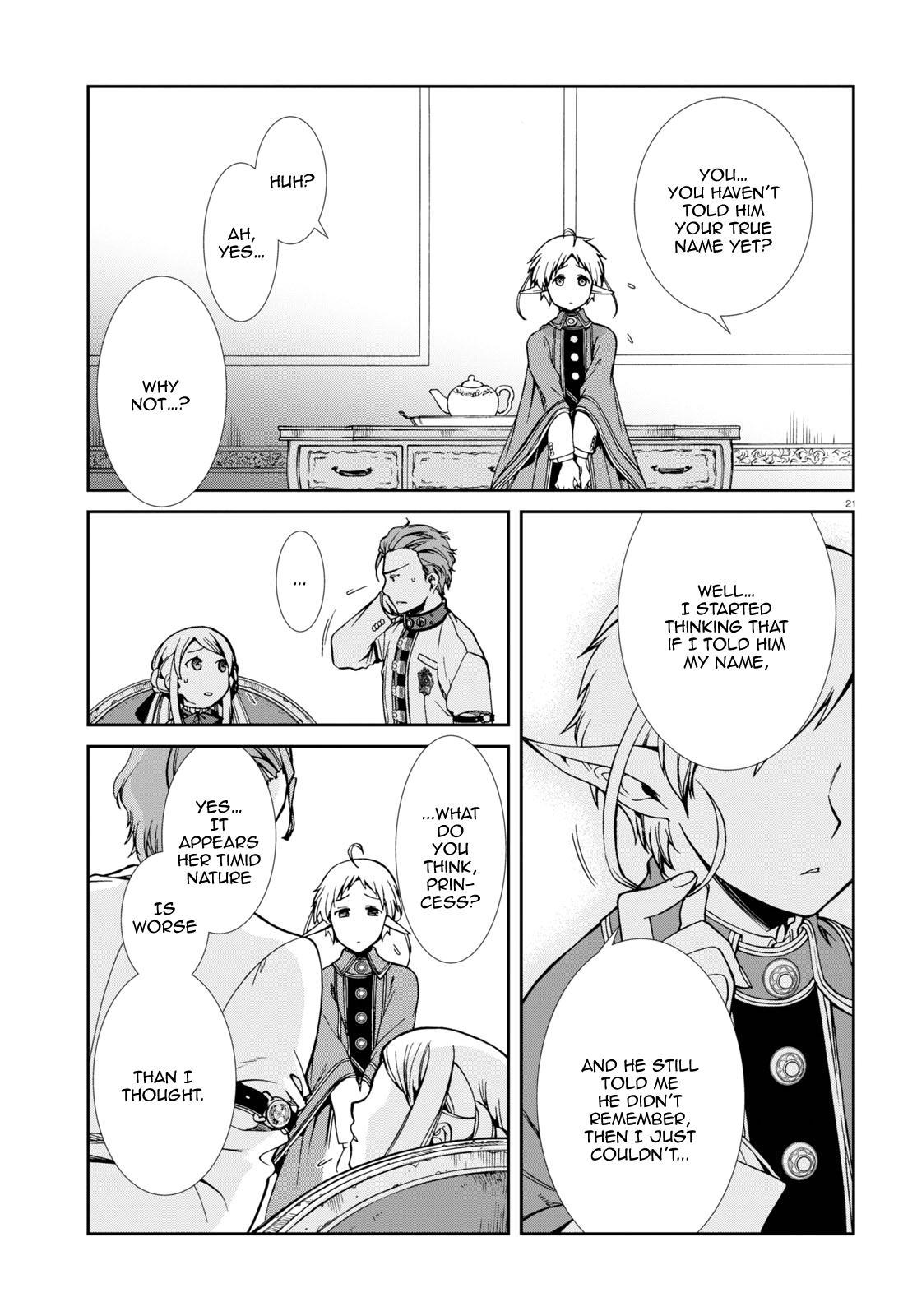Mushoku Tensei, Chapter 64 image 024