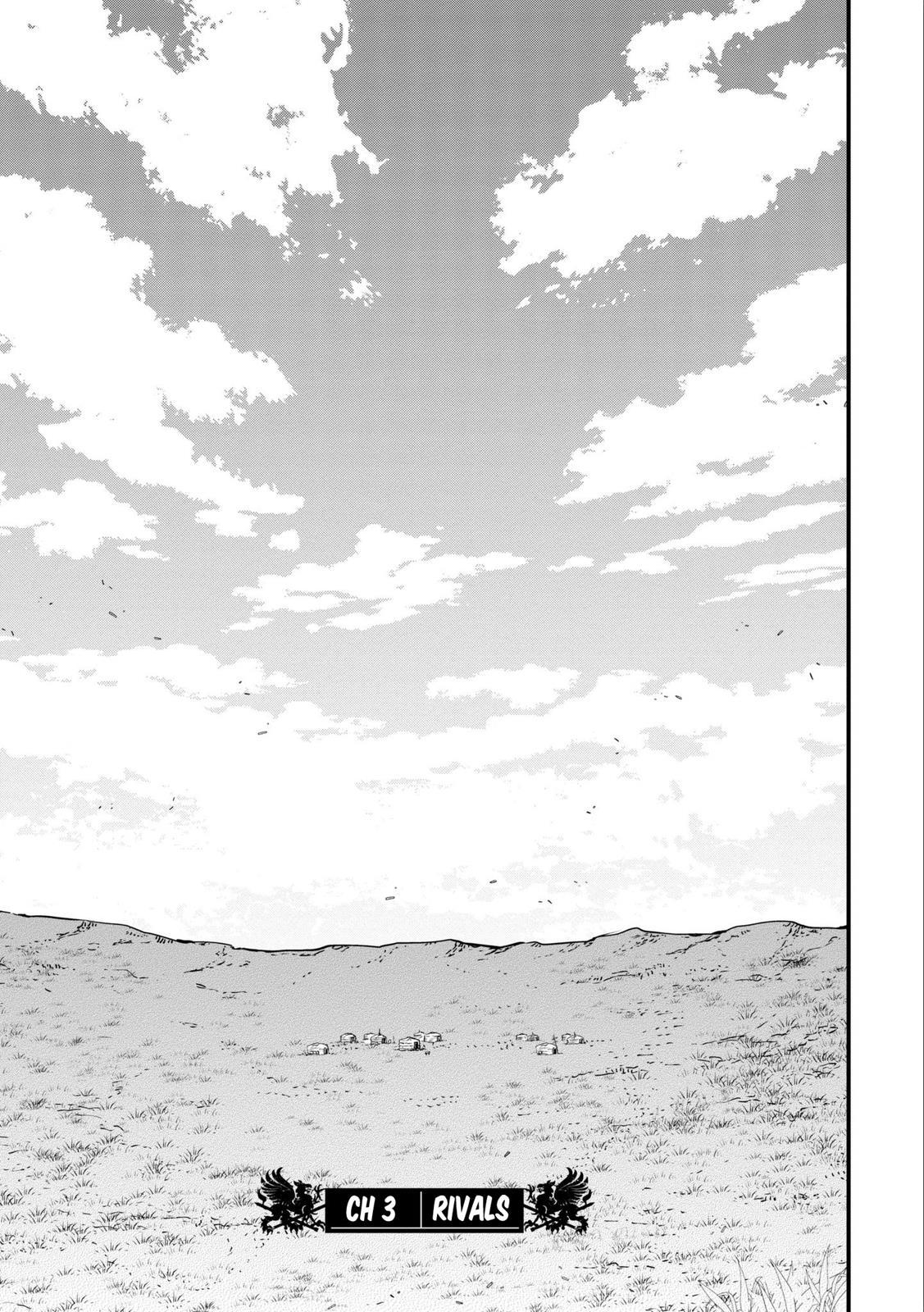 Shuumatsu no Valkyrie, Chapter 3 image 004