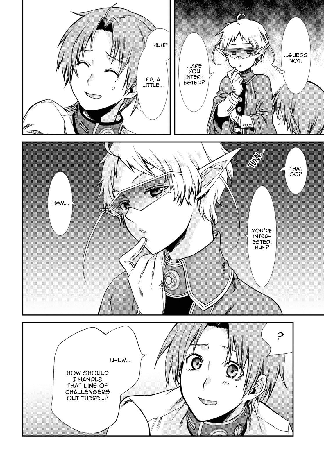 Mushoku Tensei, Chapter 65 image 032