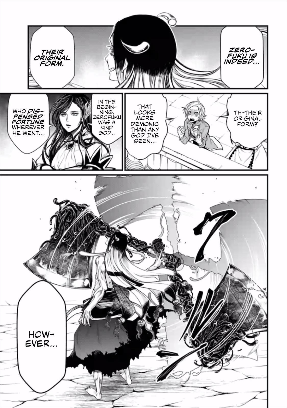 Shuumatsu no Valkyrie, Chapter 45 image 012