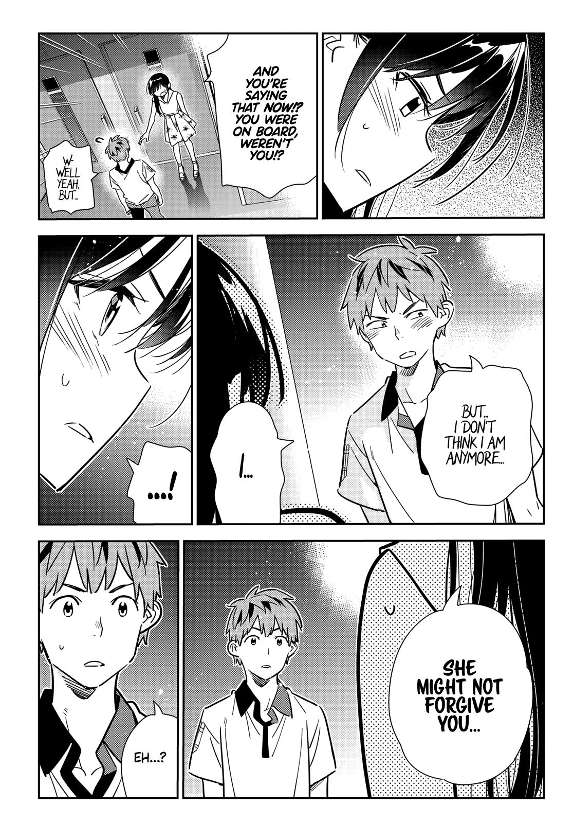 Kanojo Okarishimasu, Chapter 148 image 010