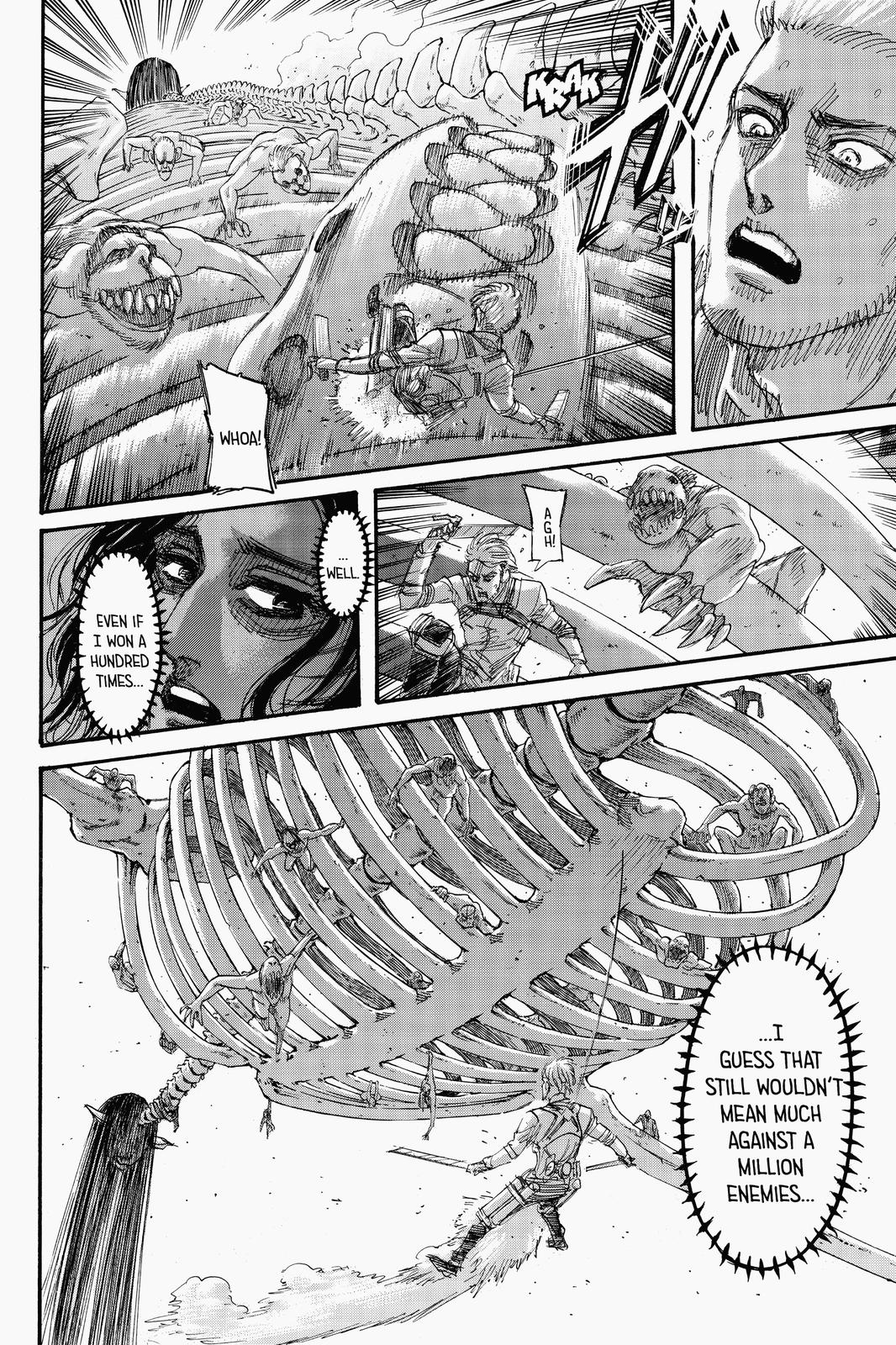 Attack On Titan, Episode 136 image 027