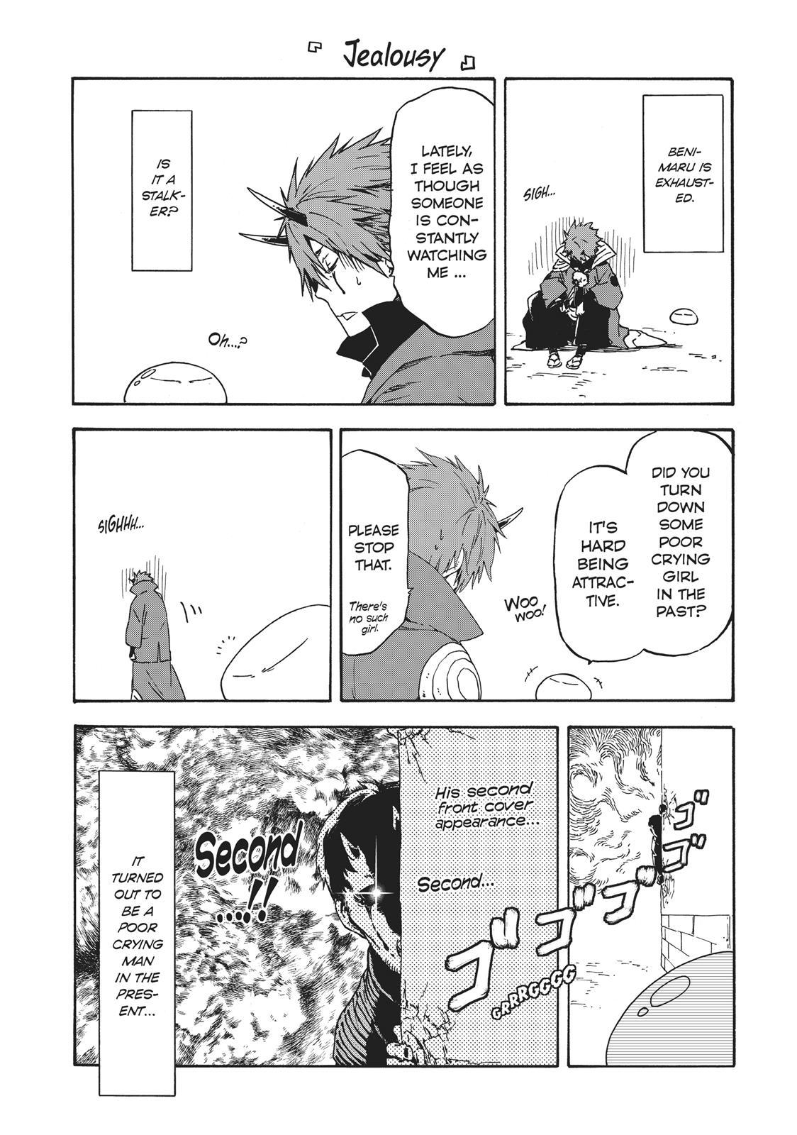 Tensei shitara Slime Datta Ken, Chapter 35.5 image 029