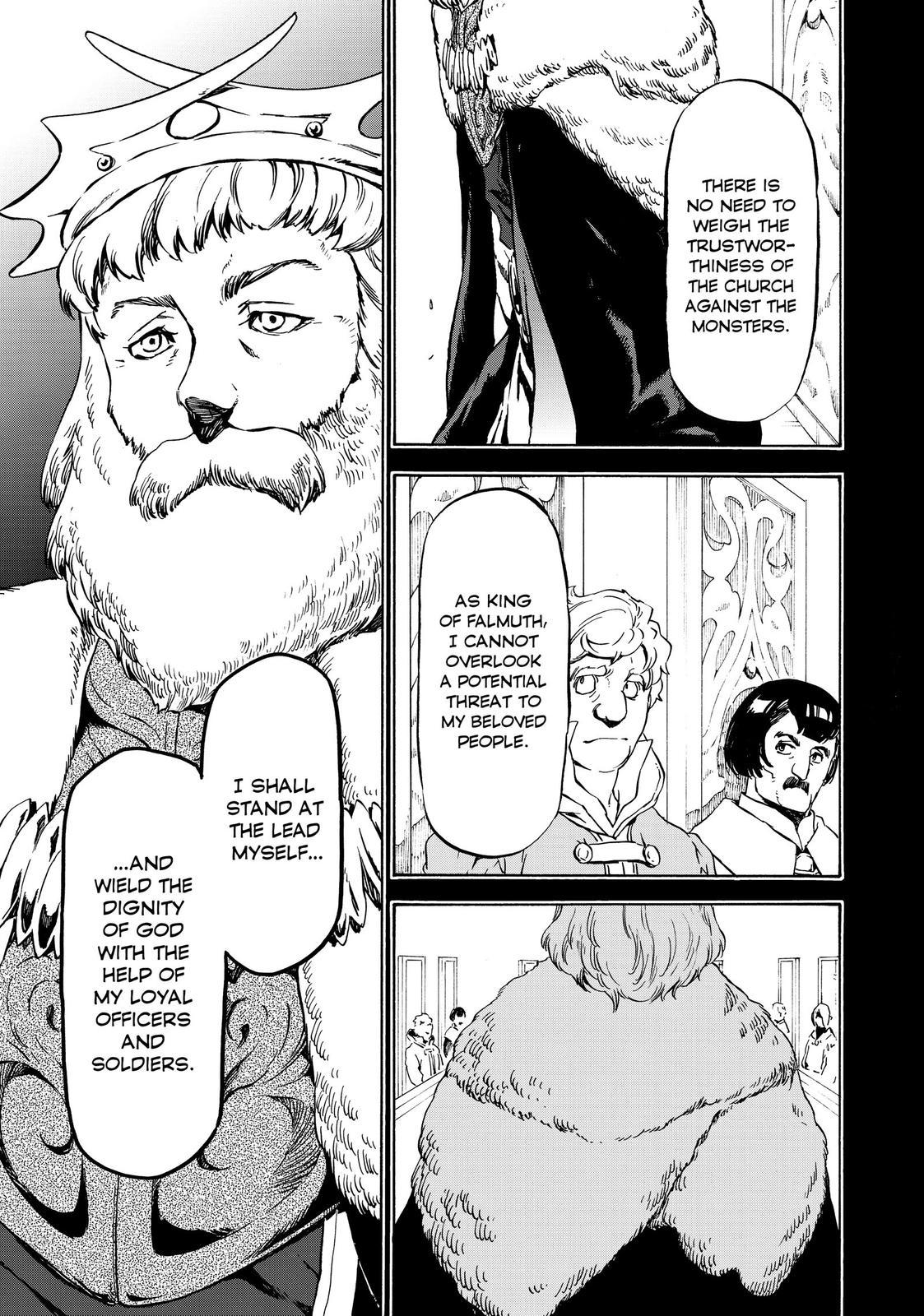 Tensei shitara Slime Datta Ken, Chapter 56 image 005