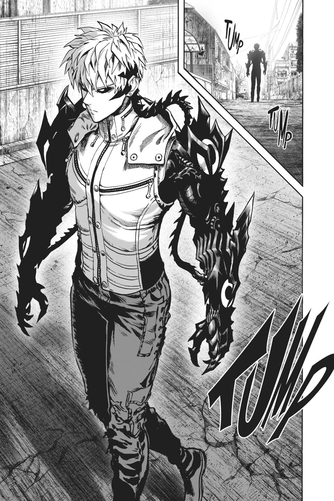One-Punch Man, Chapter 95 image 062