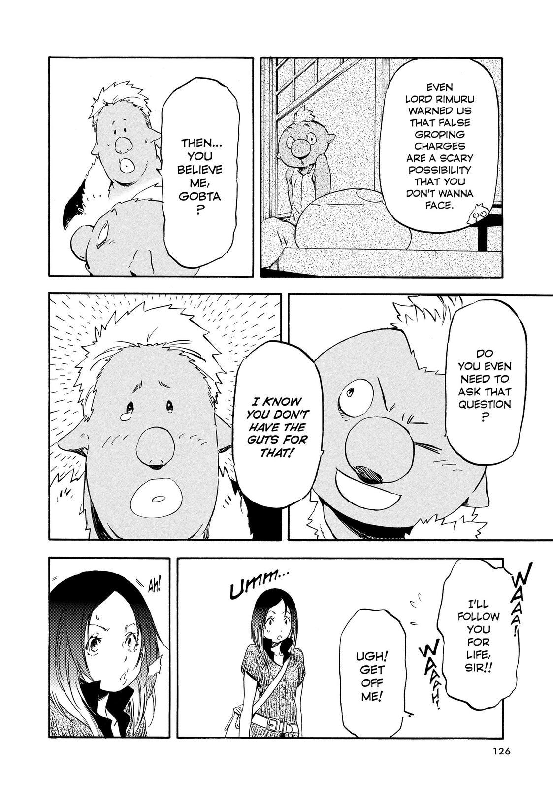 Tensei shitara Slime Datta Ken, Chapter 57 image 016