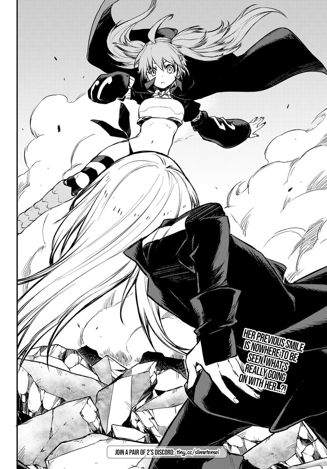 Tensei shitara Slime Datta Ken, Chapter 82 image 052
