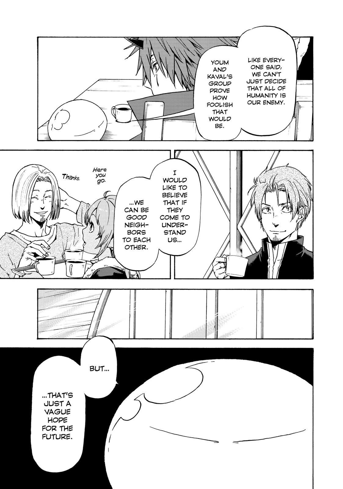 Tensei shitara Slime Datta Ken, Chapter 63 image 003