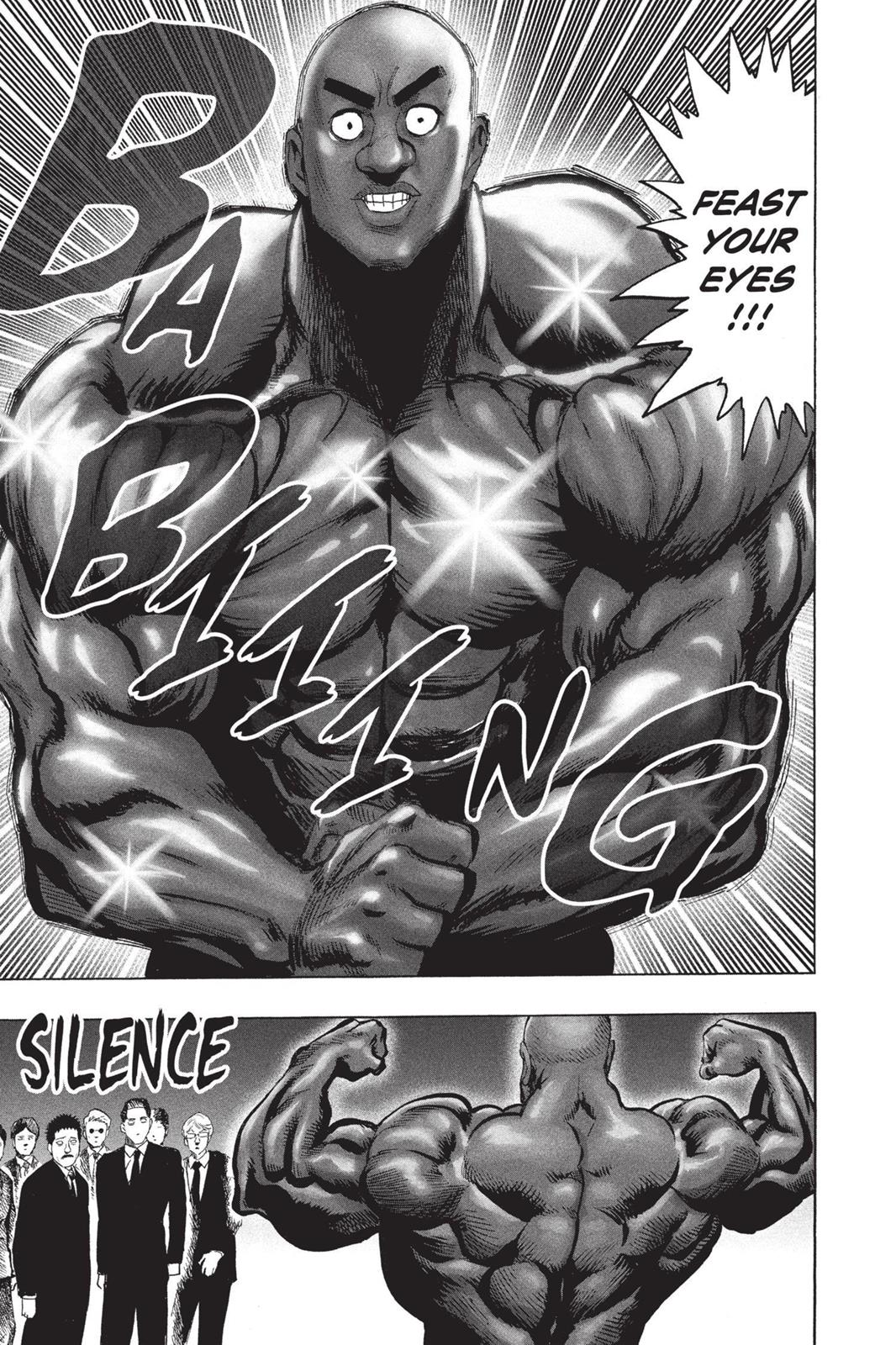 One-Punch Man, Chapter 79 image 025