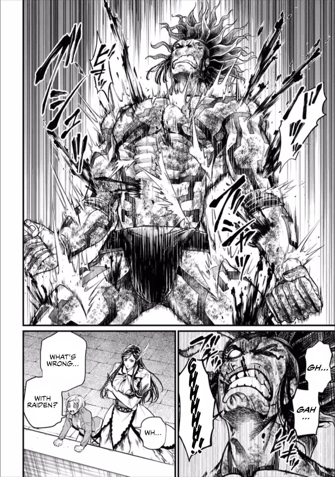 Shuumatsu no Valkyrie, Chapter 40 image 011
