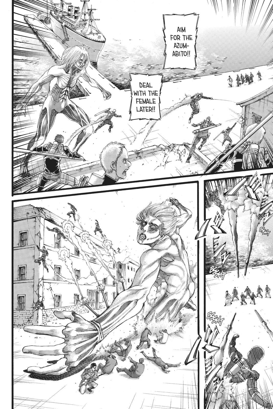 Attack On Titan, Episode 129 image 013