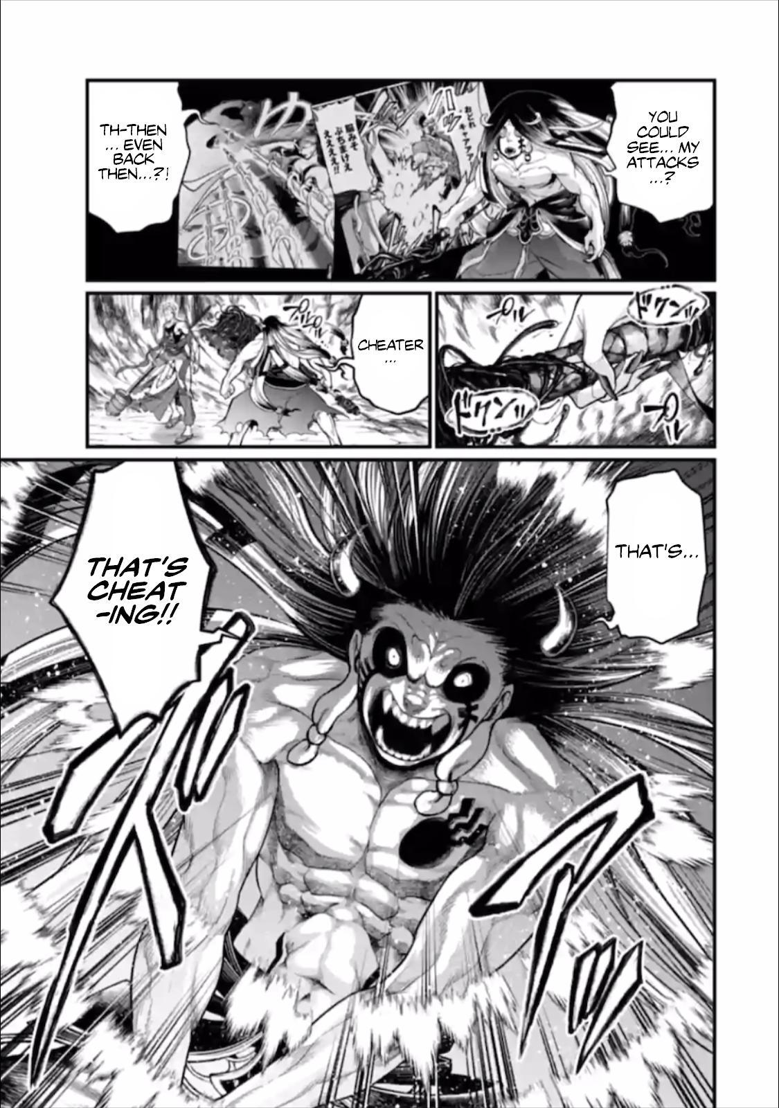 Shuumatsu no Valkyrie, Chapter 46 image 030