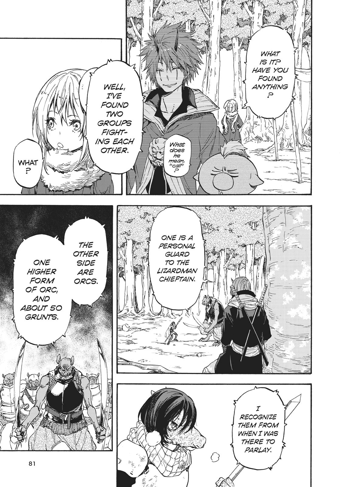 Tensei shitara Slime Datta Ken, Chapter 20 image 016
