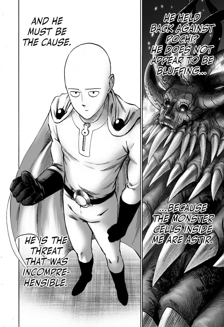 One-Punch Man, Chapter 106 image 010