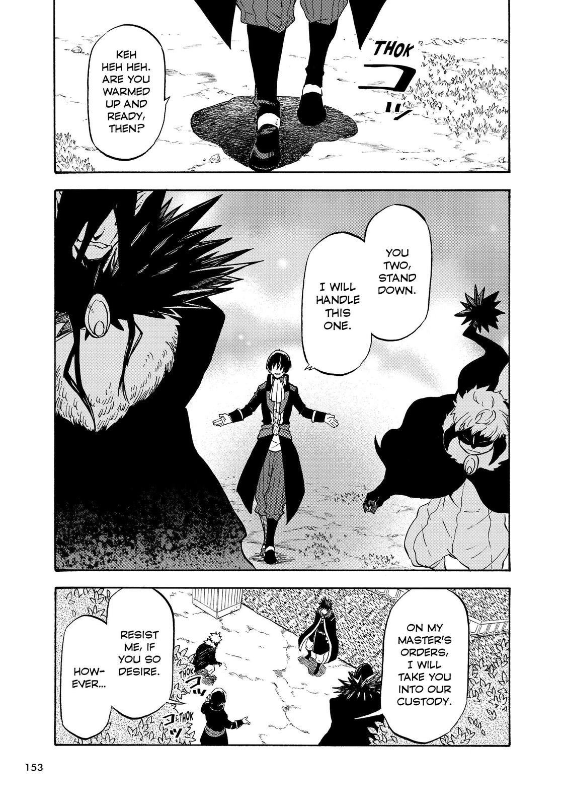 Tensei shitara Slime Datta Ken, Chapter 67 image 022