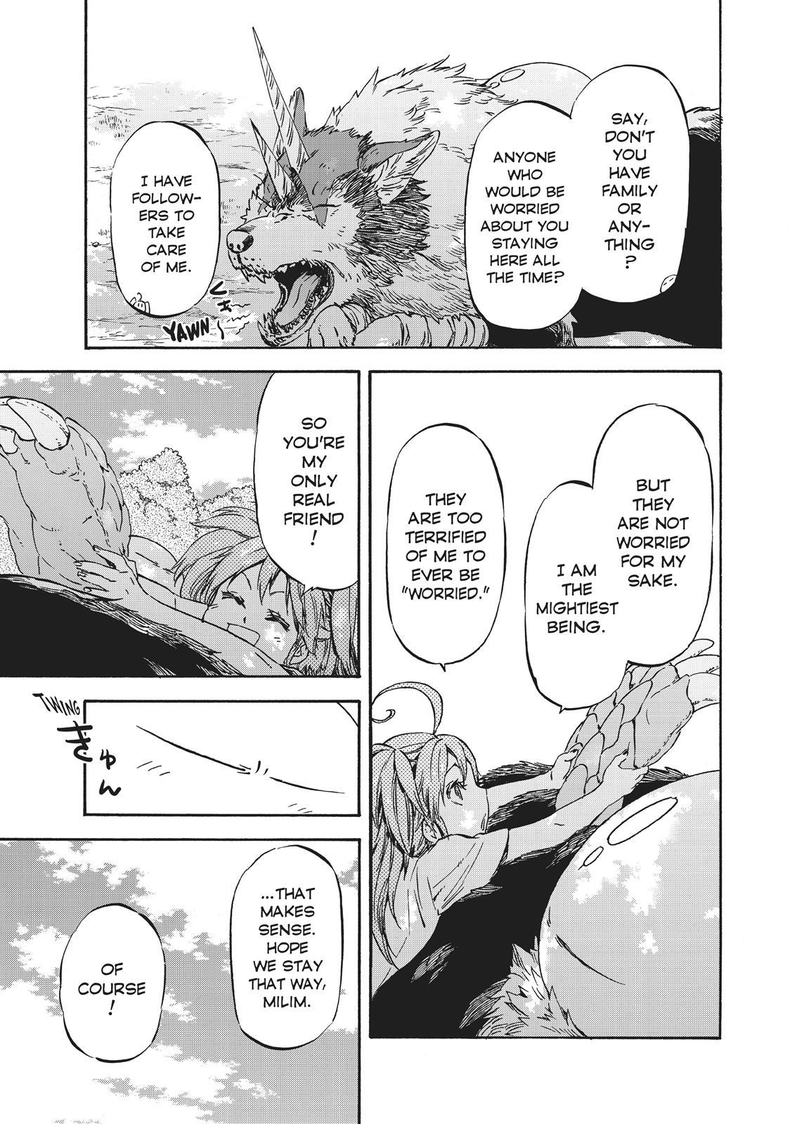 Tensei shitara Slime Datta Ken, Chapter 39 image 029