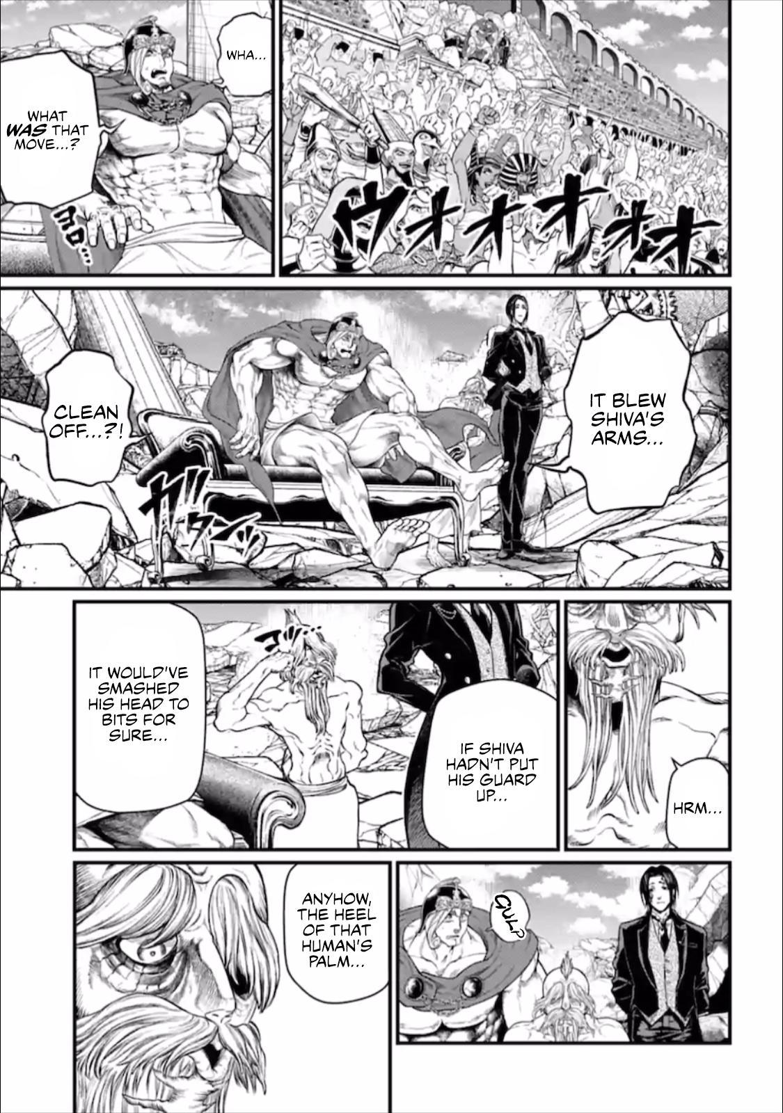 Shuumatsu no Valkyrie, Chapter 40 image 008