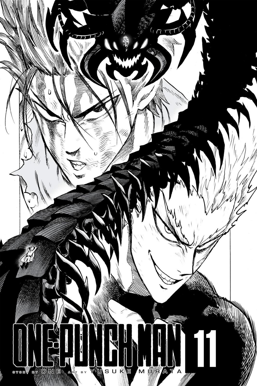 One-Punch Man, Chapter 56 image 004