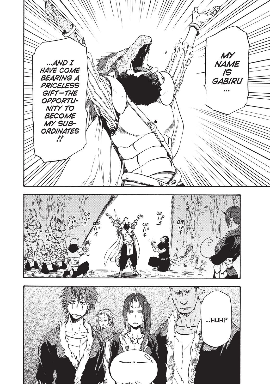 Tensei shitara Slime Datta Ken, Chapter 16 image 028