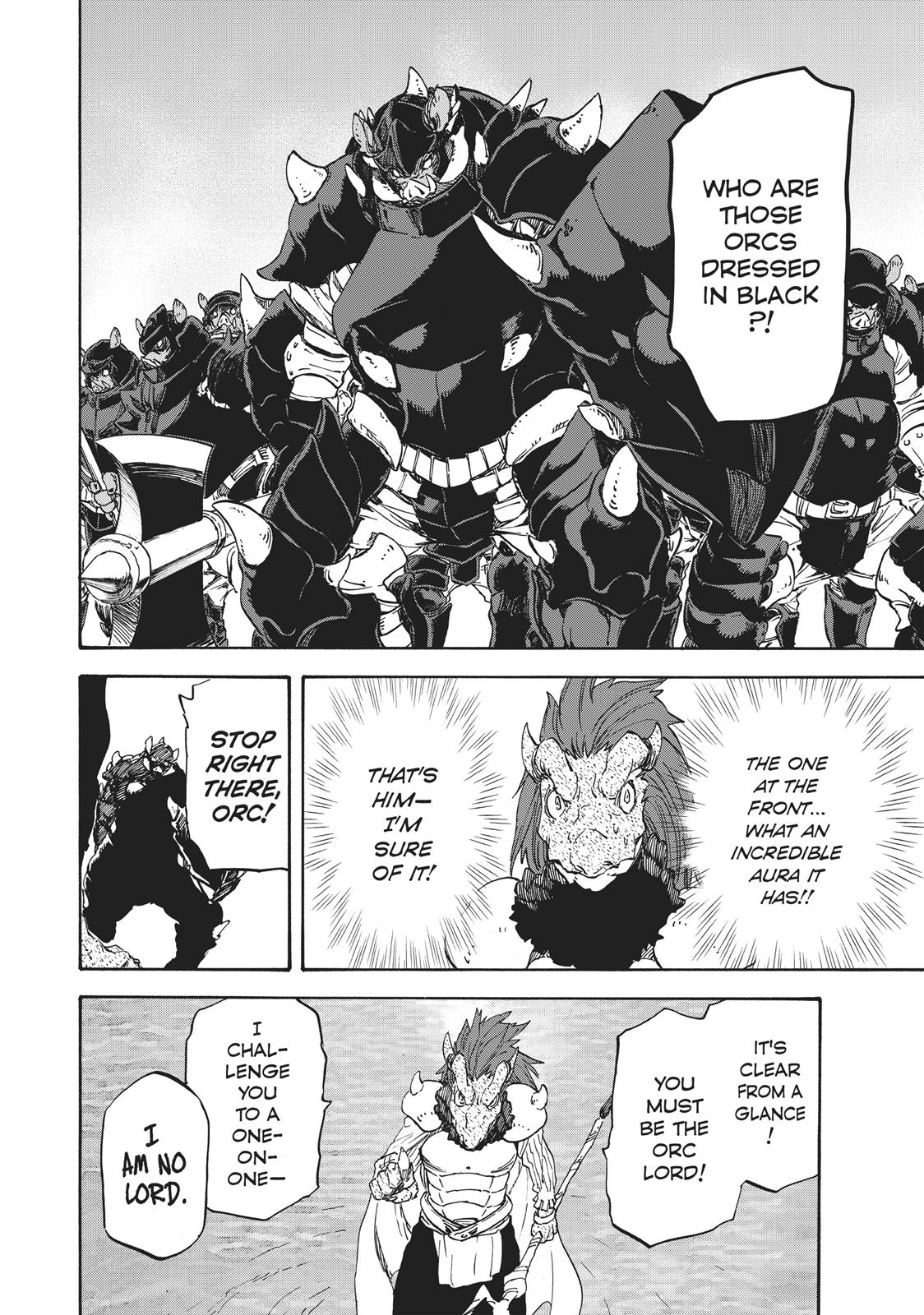Tensei shitara Slime Datta Ken, Chapter 20 image 007