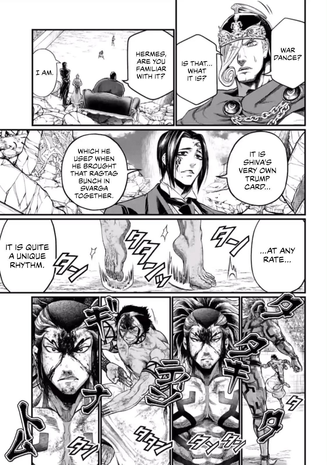 Shuumatsu no Valkyrie, Chapter 38 image 008