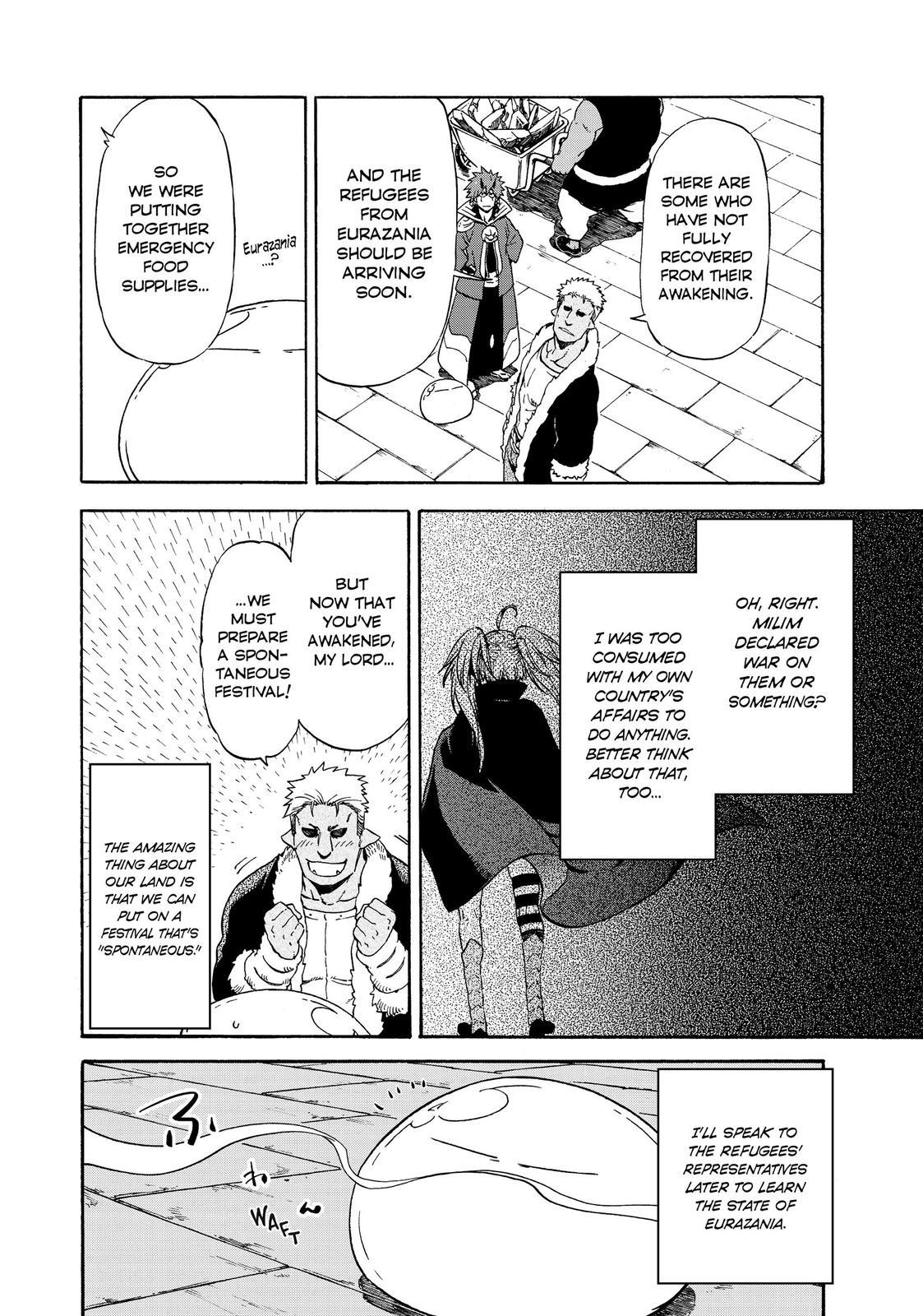 Tensei shitara Slime Datta Ken, Chapter 69 image 018