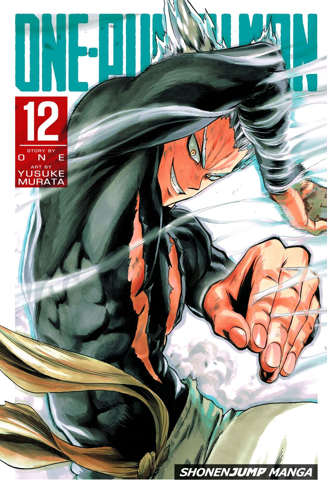 One-Punch Man, Chapter 62 image 001