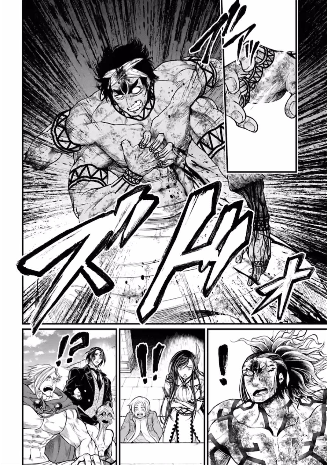 Shuumatsu no Valkyrie, Chapter 40 image 025