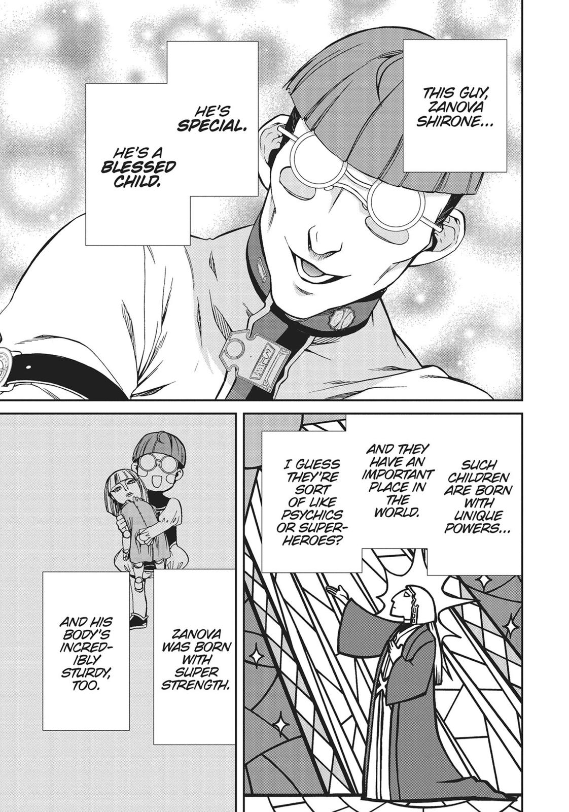 Mushoku Tensei, Chapter 55 image 007