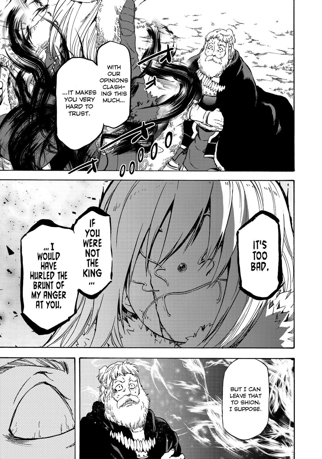 Tensei shitara Slime Datta Ken, Chapter 66 image 028