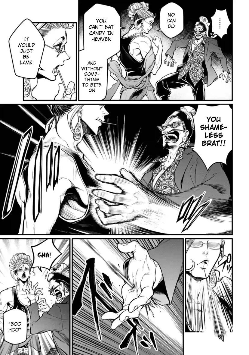 Shuumatsu no Valkyrie, Chapter 33 image 047