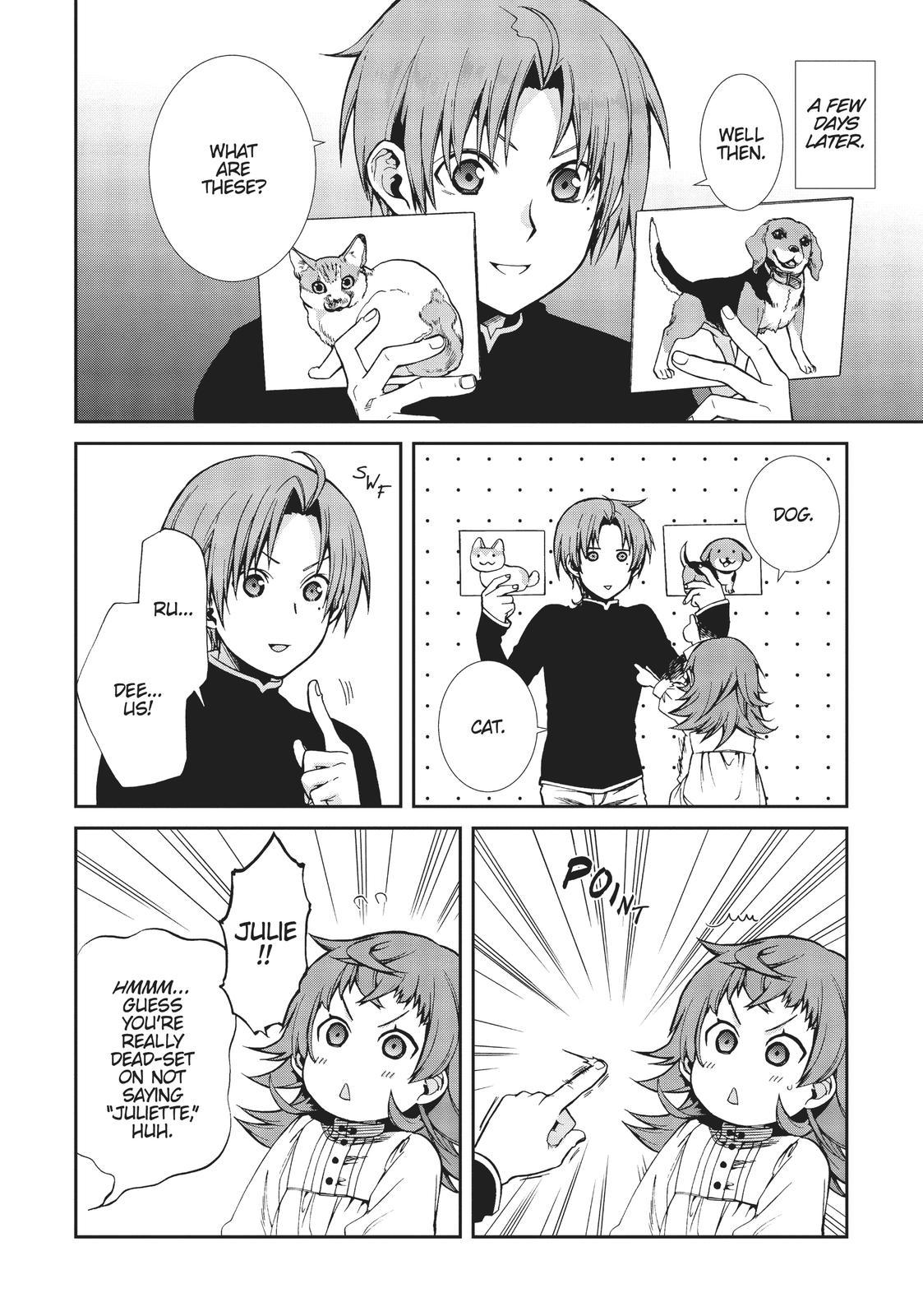Mushoku Tensei, Chapter 59 image 012