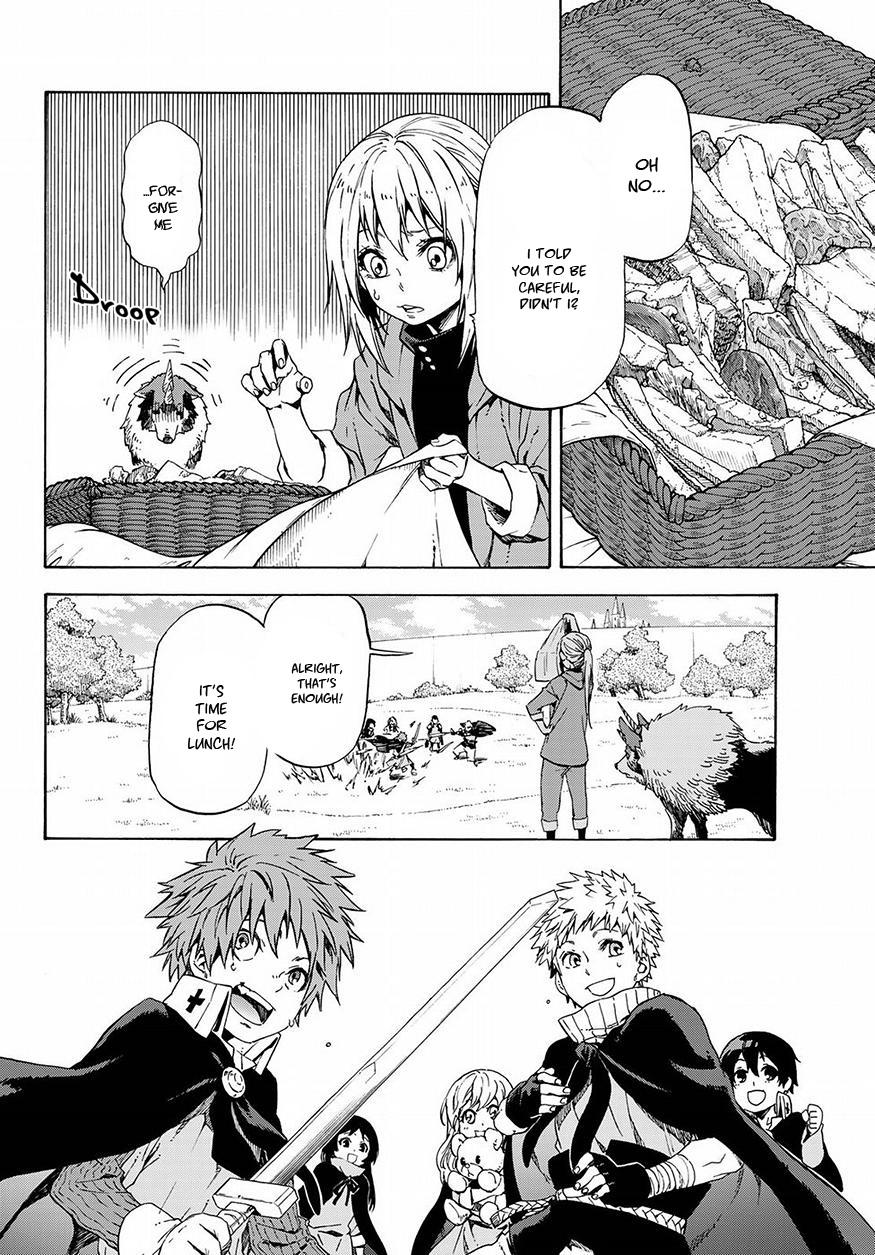 Tensei shitara Slime Datta Ken, Chapter 48 image 019