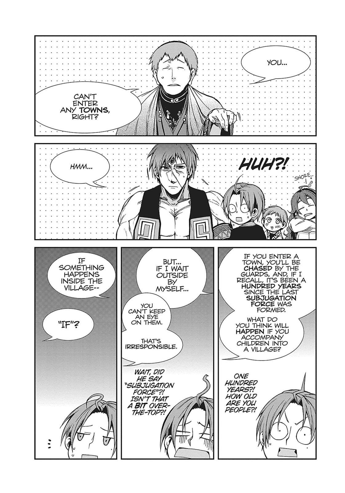 Mushoku Tensei, Chapter 19 image 012