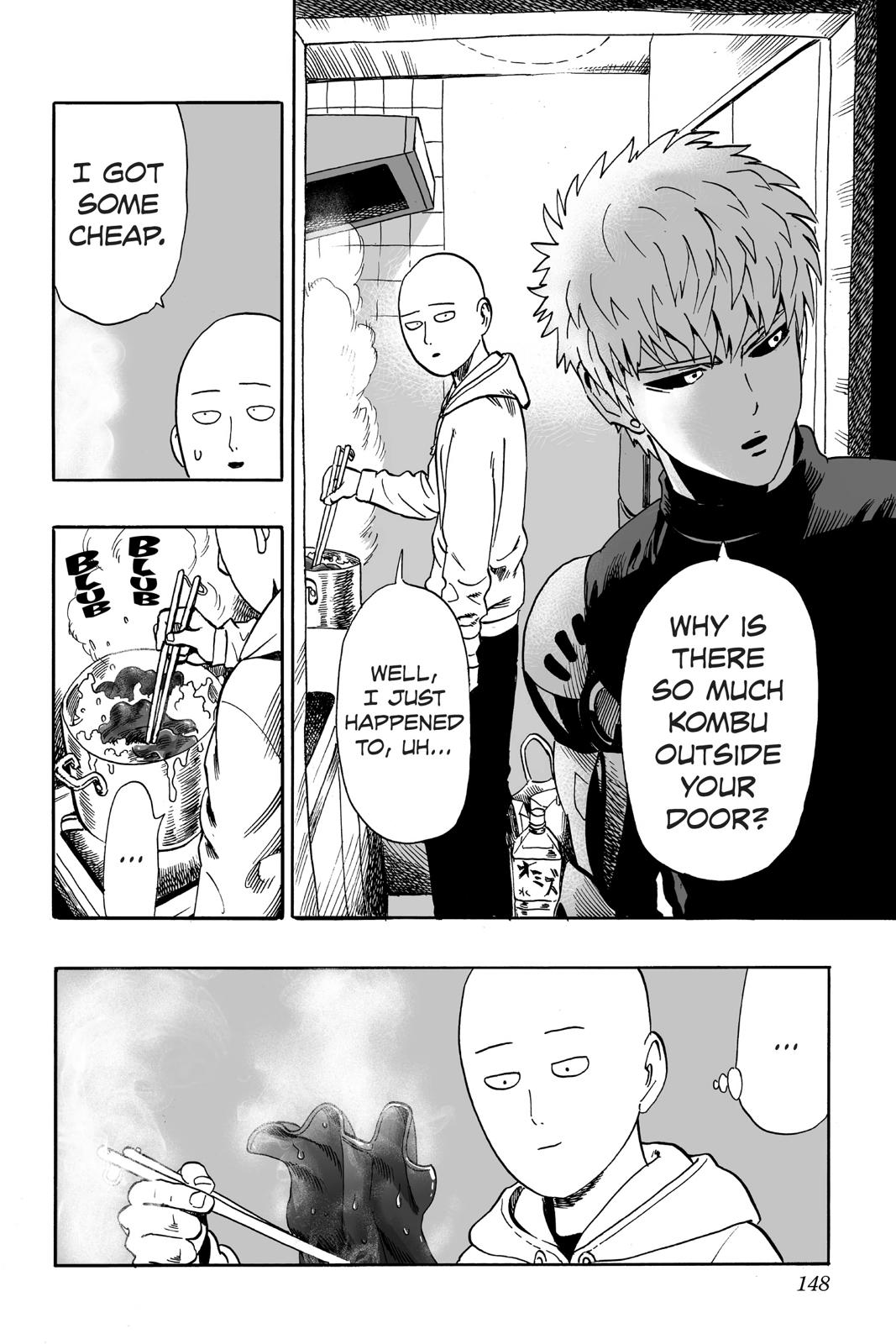 One-Punch Man, Chapter 20 image 037
