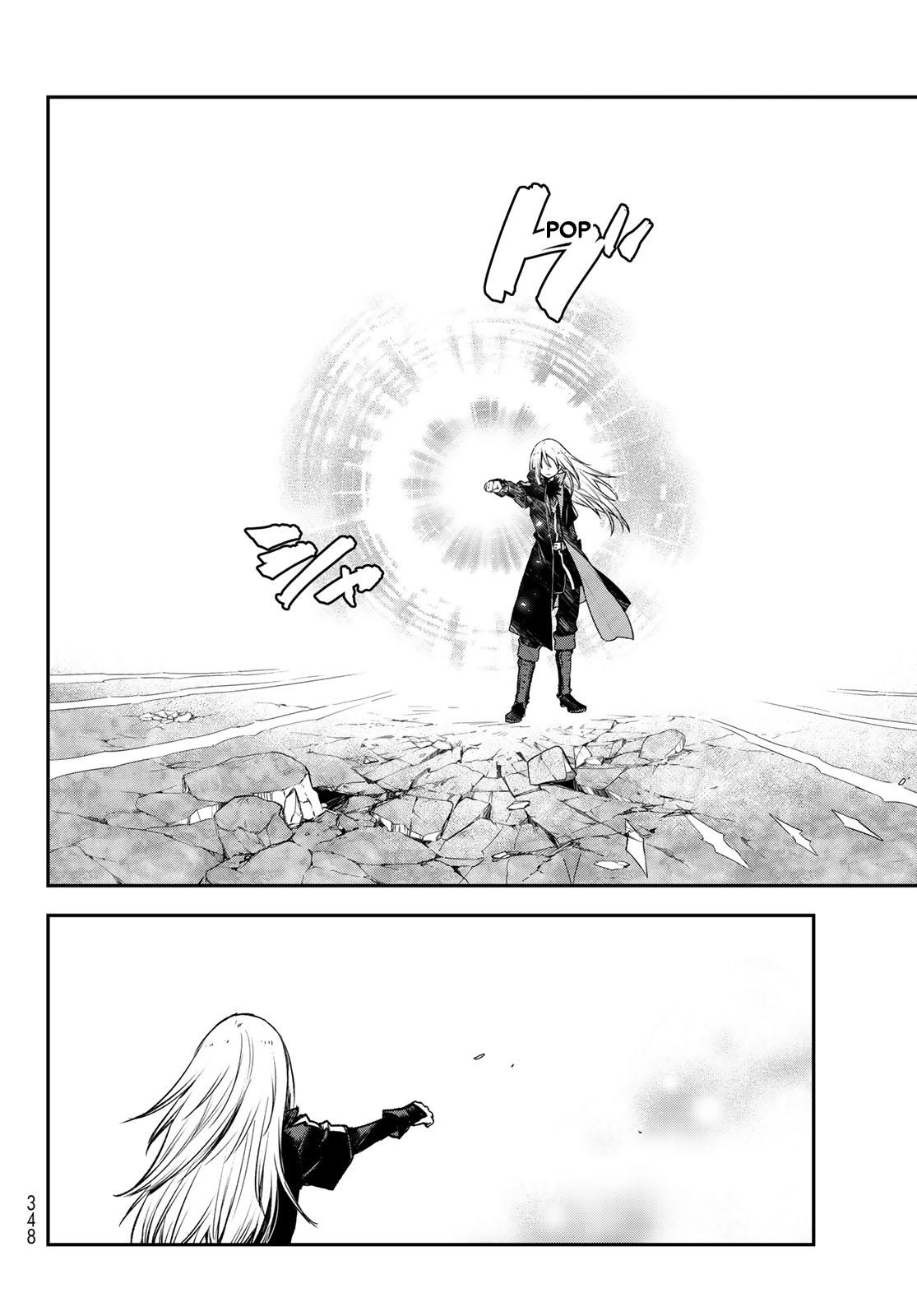 Tensei shitara Slime Datta Ken, Chapter 85 image 020