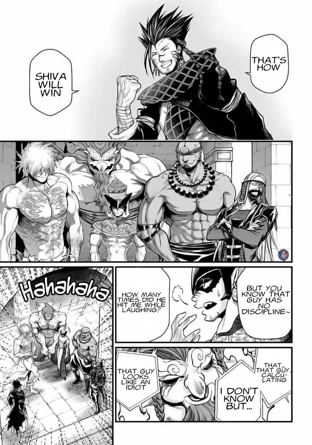 Shuumatsu no Valkyrie, Chapter 37 image 051