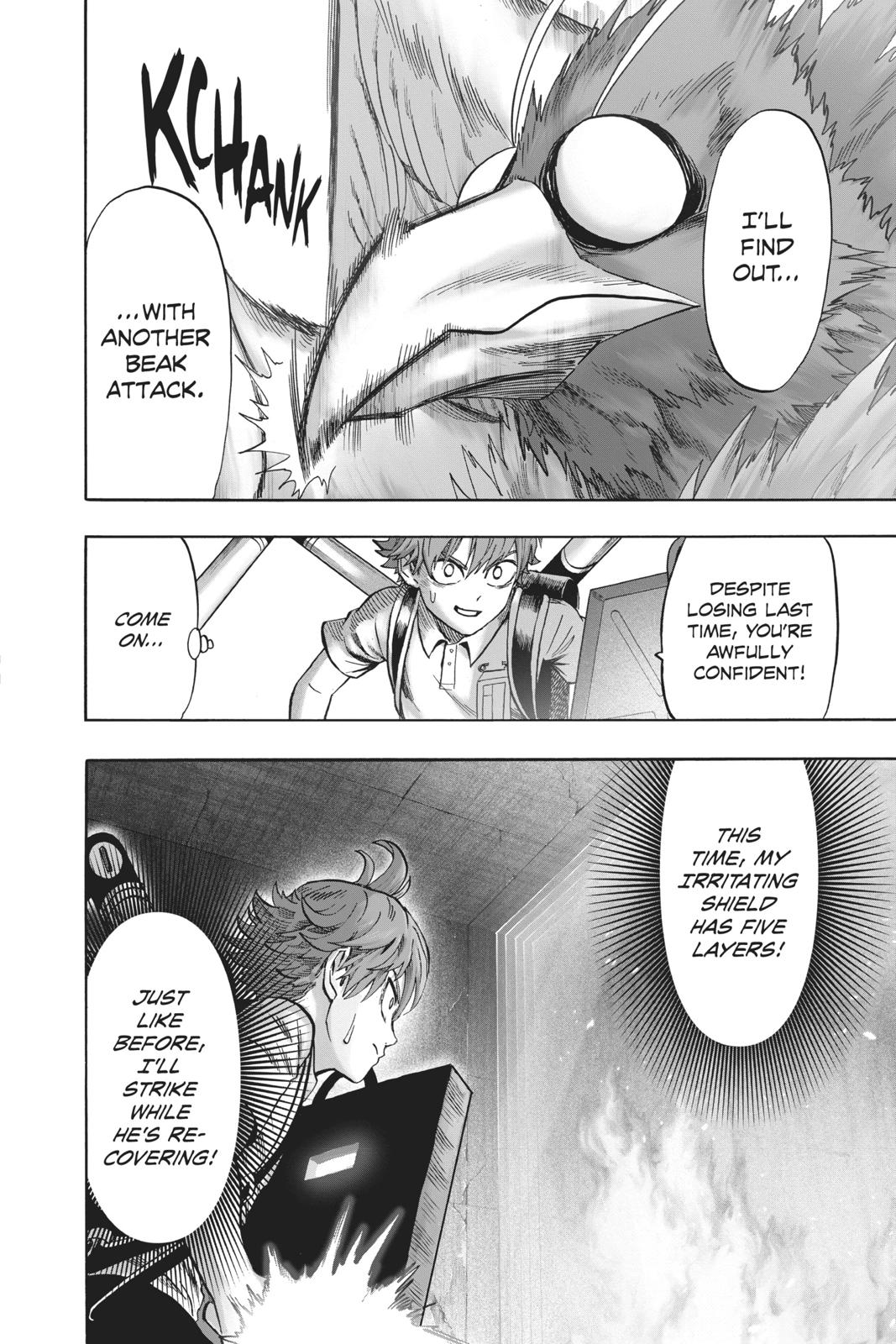 One-Punch Man, Chapter 101 image 026