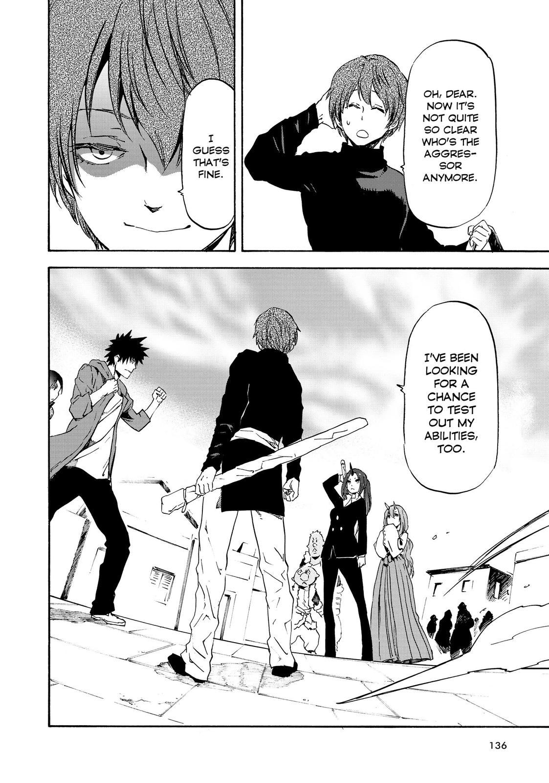 Tensei shitara Slime Datta Ken, Chapter 57 image 026