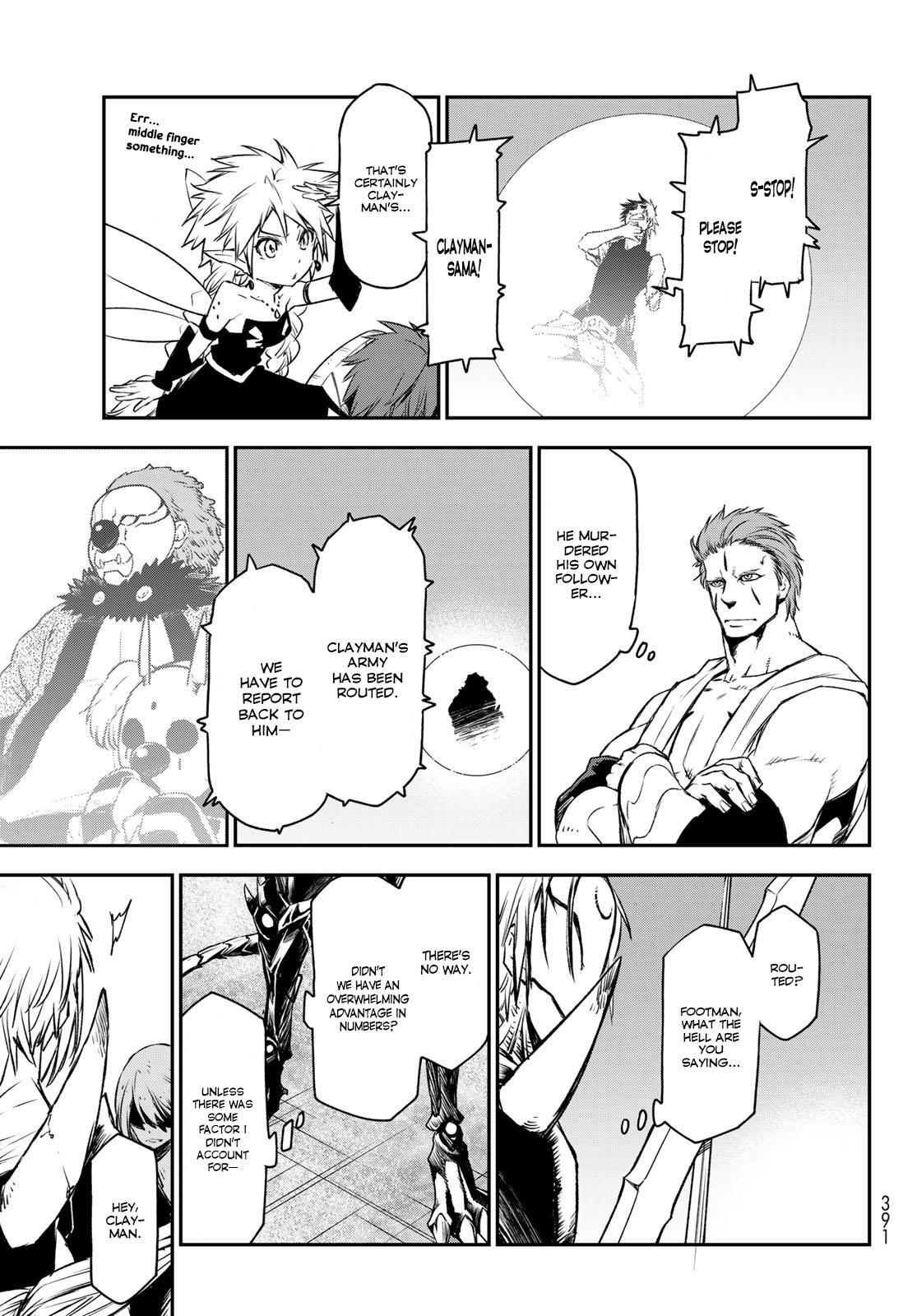 Tensei shitara Slime Datta Ken, Chapter 84 image 007