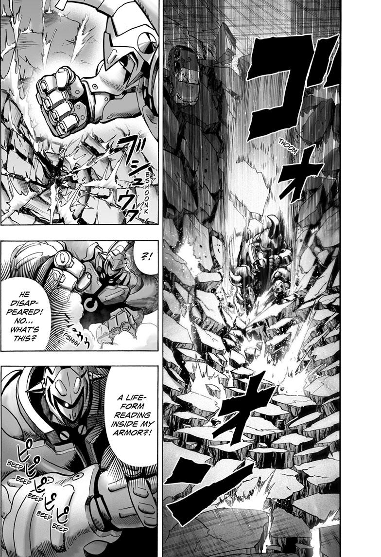 One-Punch Man, Chapter 116 image 012