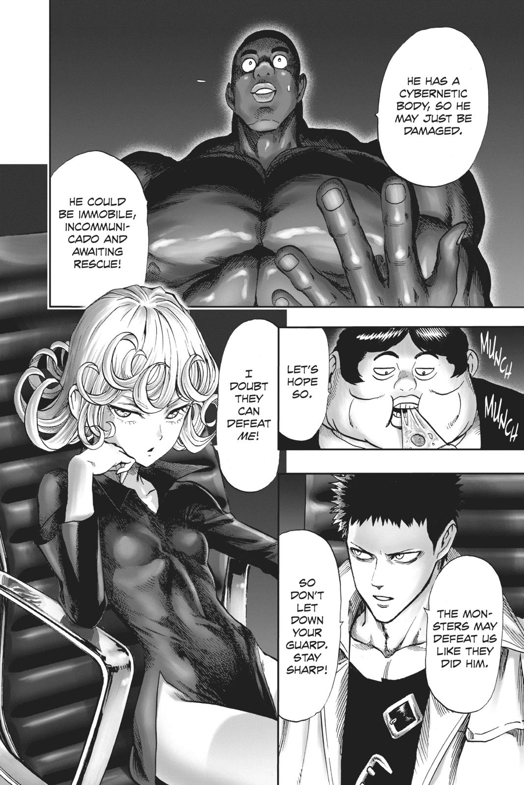 One-Punch Man, Chapter 95 image 012