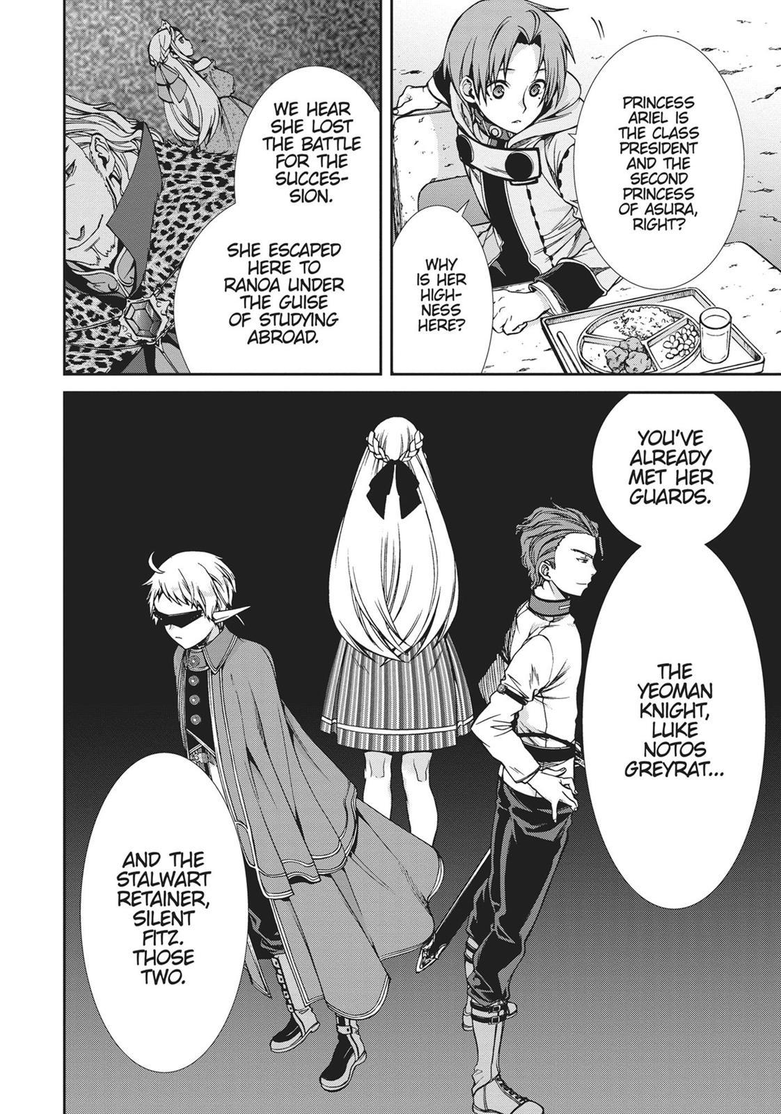 Mushoku Tensei, Chapter 56 image 020